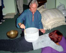 robert austin healing